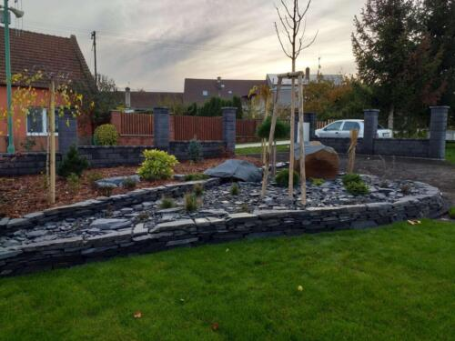 Realizace: Zahrada 1